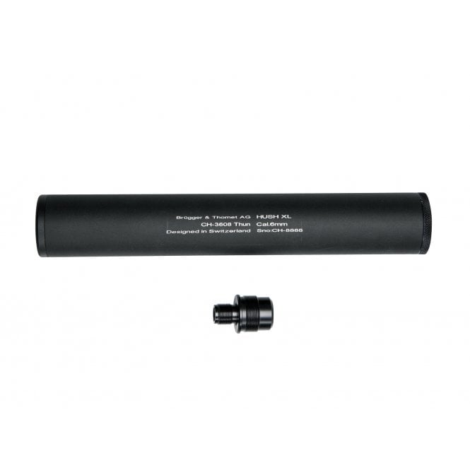 ASG HUSH XL Barrel Extension Tube - Long