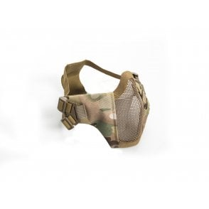 ASG Lower Face Protection Mask with Cheekpads - Multicam