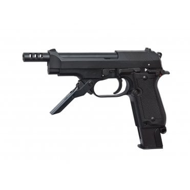 ASG M93R II 'Raffica' Burst/Semi Gas Blowback Pistol
