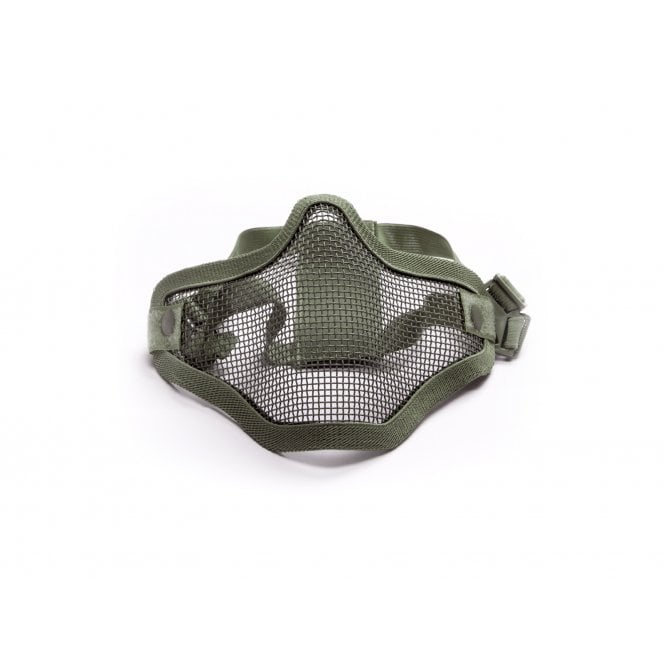 ASG Mesh Lower Face Protection Mask - OD Green