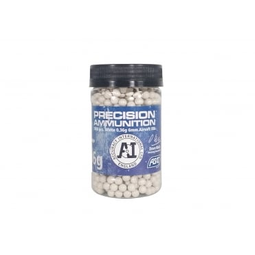 ASG Precision Heavy Ammunition (White) - 0.36g