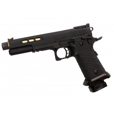 ASG STI DVC 3 GBB Pistol with Threaded Barrel