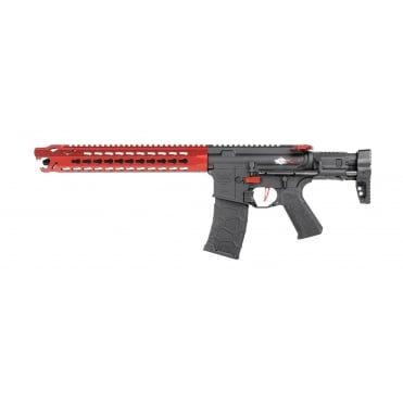 Avalon LEOPARD Carbine AEG Red