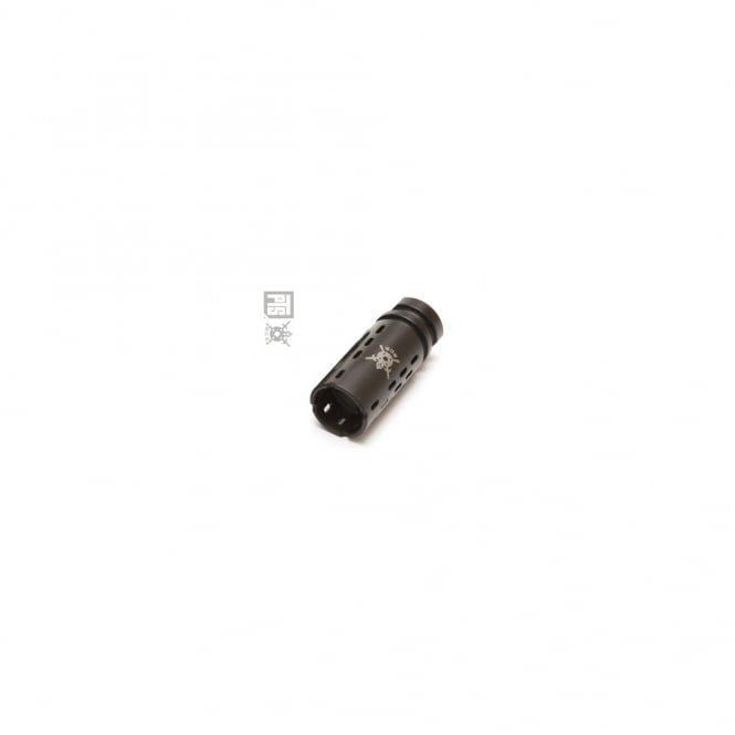 PTS Syndicate Airsoft Battle Comp 1.5 Flash Hider - CCW