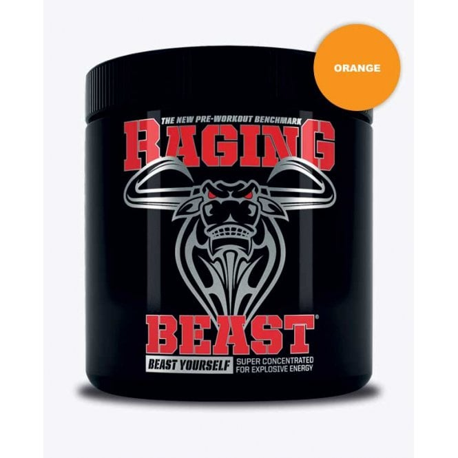 Beast Yourself Raging Beast - Orange Burst