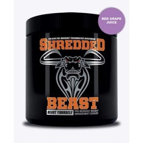 Beast Yourself Shredded Beast - Red Grape