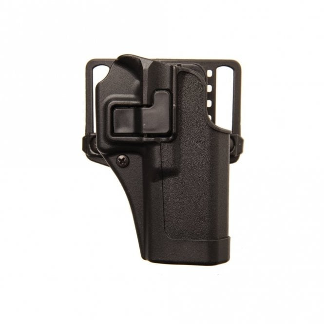 Blackhawk! Serpa CQC Holster - Black Right Hand Sig 220/225/226 with rail *With FREE Magazine Case*