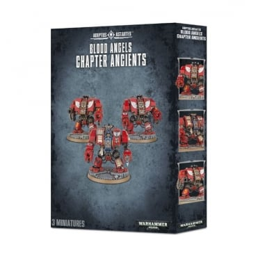 Blood Angels Chapter Ancients Warhammer 40,000