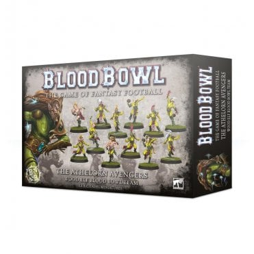 Blood Bowl : The Athelorn Avengers Team