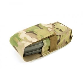 Blue Force Gear Double M4 Magazine Pouch (Multicam)