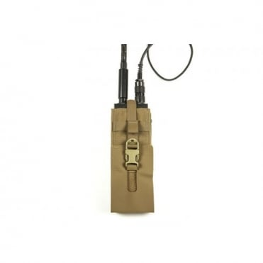 Blue Force Gear Multi-Radio Pouch (Coyote Brown)