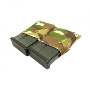 Blue Force Gear Ten-Speed Double 417 Mag Pouch (Multicam)