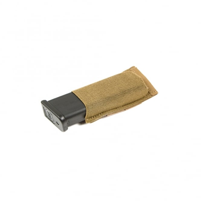 Blue Force Gear Ten-Speed Single Pistol Mag Pouch (Coyote Brown)