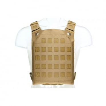 Blue Force Gear Plate Minus - Medium (Coyote Brown)