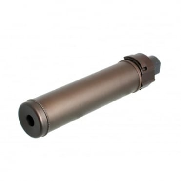 BOA 14mm CCW Series Suppressor-Long/Bronze with Quick detach system