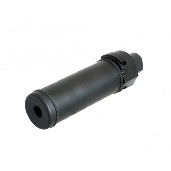 BOA 14mm CCW Series Suppressor-Short/Black with Quick detach system