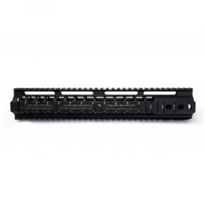"BOCCA SERIES ONE RAIL 12.6"" - BLACK"