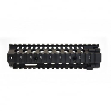"BOCCA SERIES TWO RAIL 7"" - BLACK"