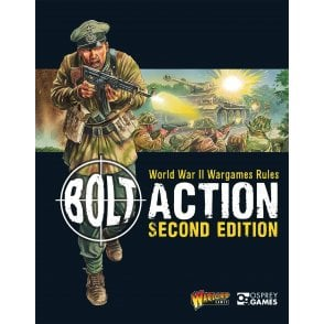 Bolt Action World War II Wargames Rules - Second Edition