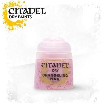 Changeling Pink Paint