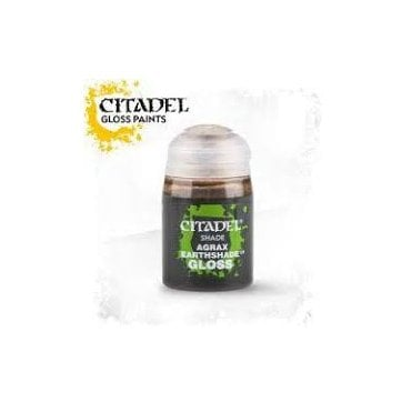 Citadel Agrax Earthshade Gloss Shade Paint 24ml
