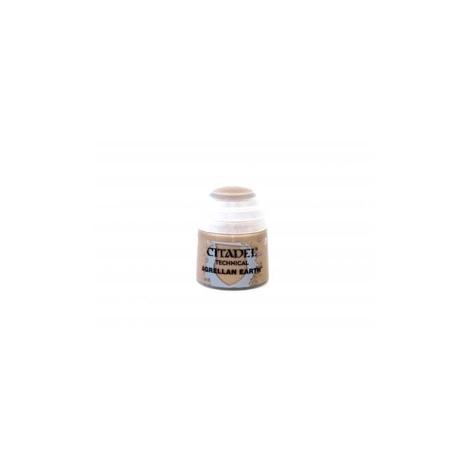 Games Workshop Citadel Agrellan Earth Technical Paint 24ml