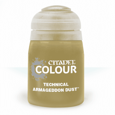 Citadel Armageddon Dust Technical Paint 24ml