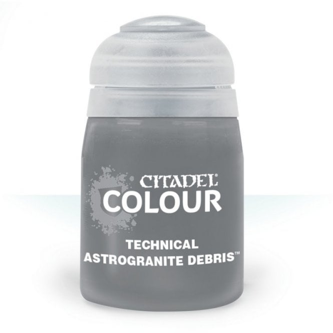 Games Workshop Citadel Astrogranite Debris Technical Paint 24ml