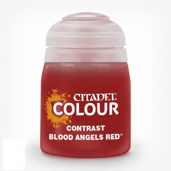 Games Workshop Citadel Blood Angels Red Contrast Paint 18ml