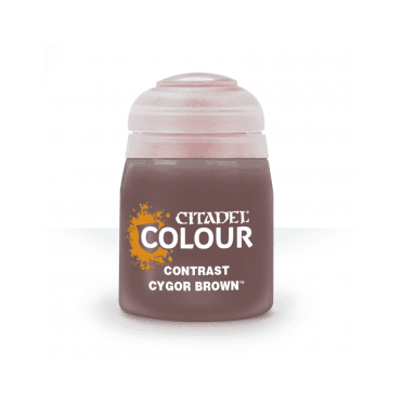 Citadel Cygor Brown Contrast Paint 18ml