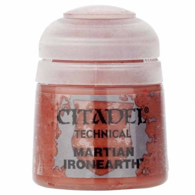 Games Workshop Citadel Martian Ironearth Technical Paint 24ml