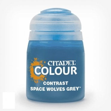 Citadel Space Wolves Grey Contrast Paint 18ml
