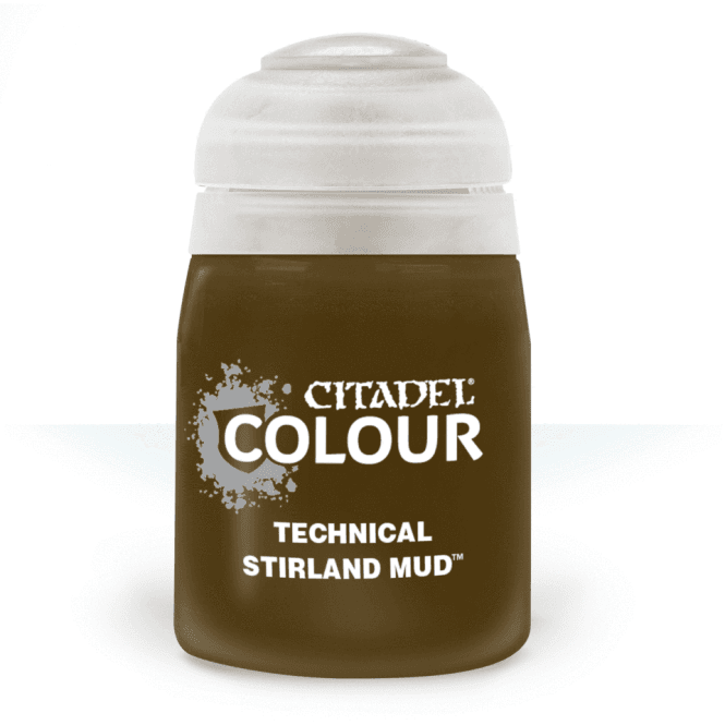 Games Workshop Citadel Stirland Mud Technical Paint 24ml