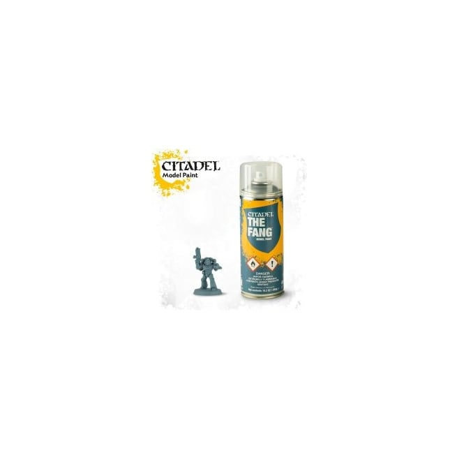 Games Workshop Citadel The Fang Spray Paint 400ml