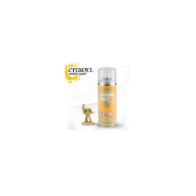 Games Workshop Citadel Zandri Dust Spray Paint 400ml
