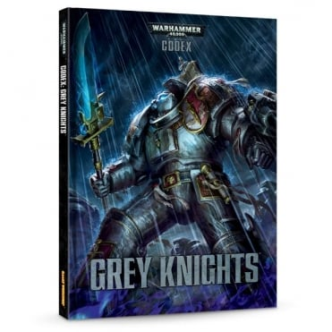 Codex : Grey Knights (Hardback)