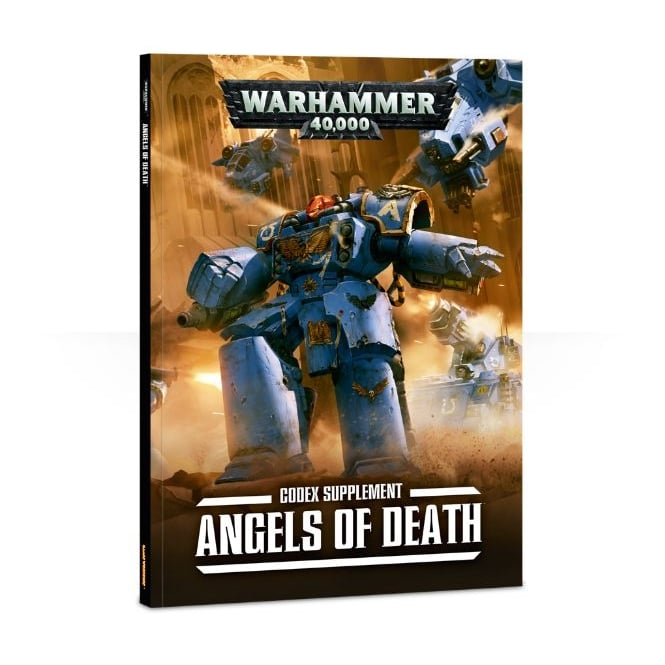 Games Workshop Codex Supplement : Angels of Death