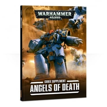 Codex Supplement : Angels of Death