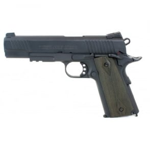 Colt 1911 Railed Gun Series CO2 Pistol - Black