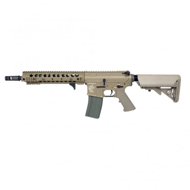 "DYTAC Combat Series UXR III 10.75"" Mid-Length M4 Dark Earth"