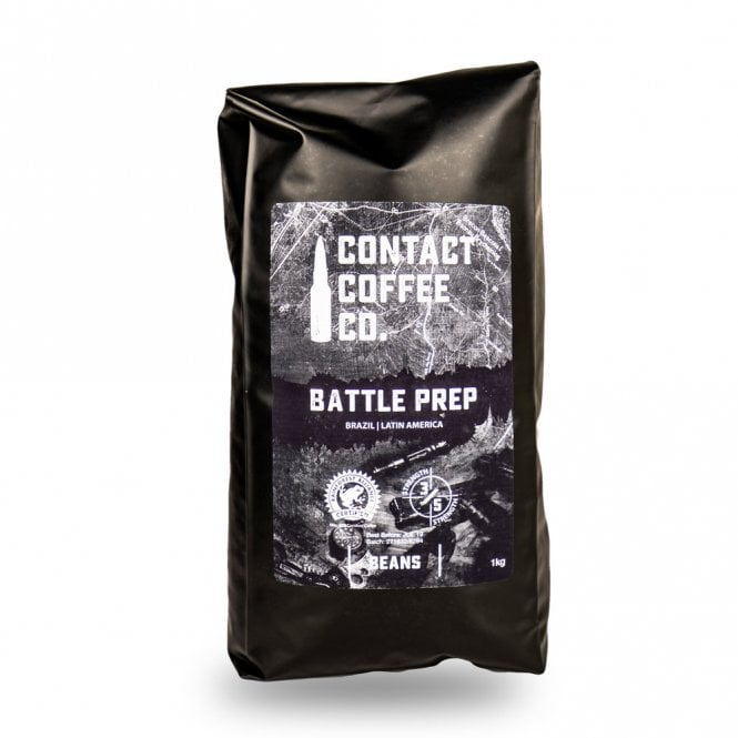 Contact Coffee Co. Battle Prep Coffee Beans 1KG
