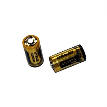 CR123A Battery - Single