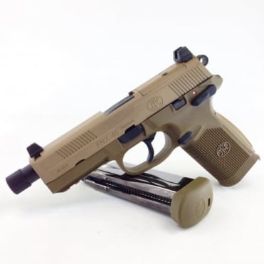 CyberGun FN FNX-45® Tactical-Dark Earth