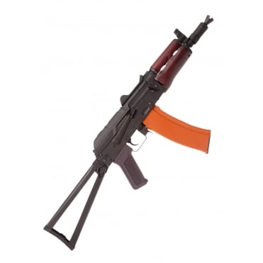 CYMA AKS-74U Kalashnikov AEG - Full metal Real Wood