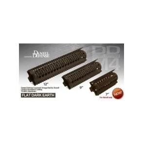Daniel Defense 9 inch Omega Rail