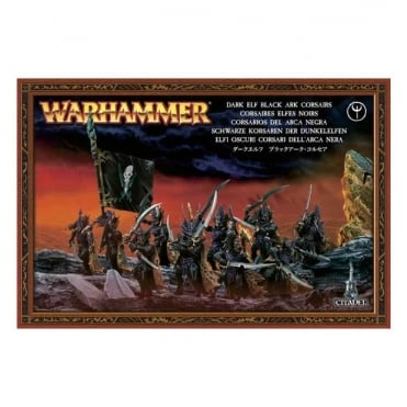 Dark Elf Black Ark Corsairs