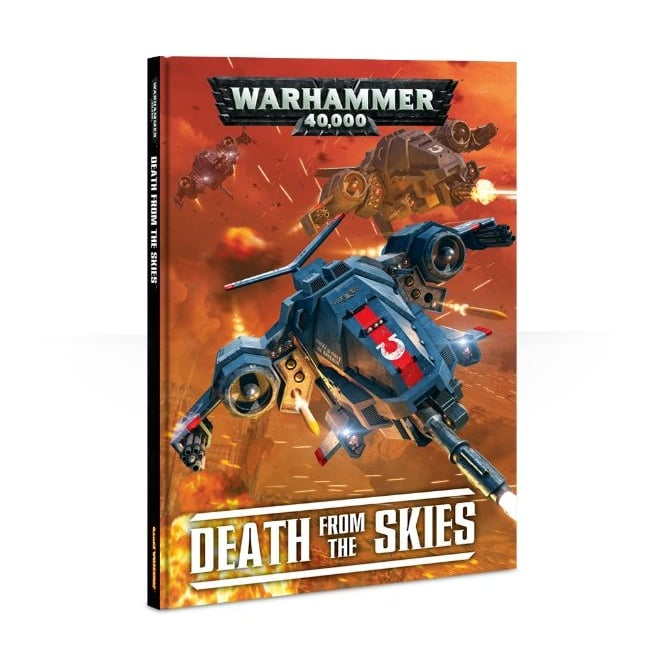 Games Workshop Death From the Skies Softback