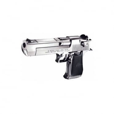Desert Eagle 50AE Chrome Stainless