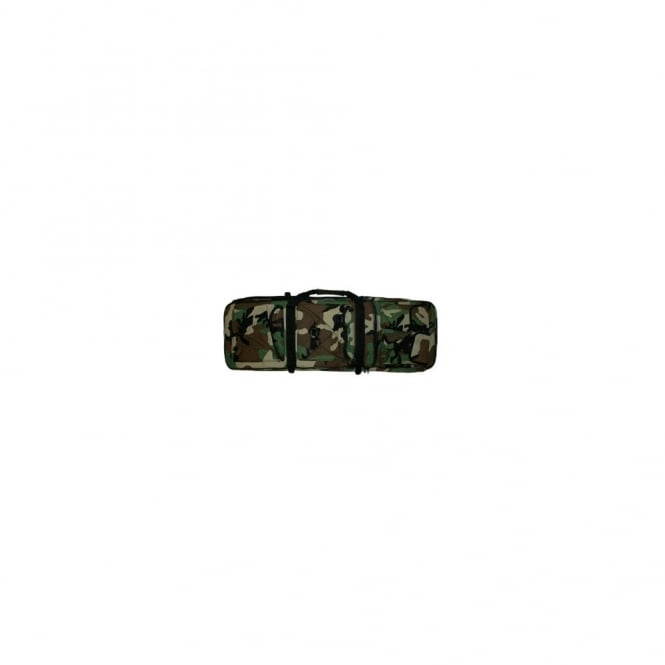 G&G Airsoft Double Rifle Bag 90cm Woodland