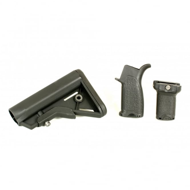 DYTAC Bravo Furniture Kit for M4 AEG Set Black